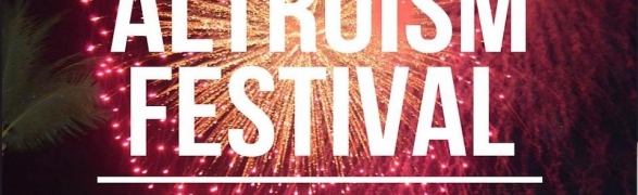 XV International Altruism Festival – May 5th, 2019