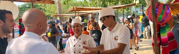Great success of the 1st Ceviche Fest Punta de Mita! – The Photos