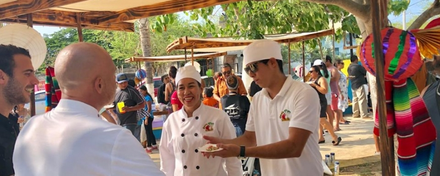 "<a href=""http://livepuntamita.com/great-success-of-the-1st-ceviche-fest-punta-de-mita-the-photos/""><b>Great success of the 1st Ceviche Fest Punta de Mita! – The Photos</b></a><p>We love how local organizations are always looking for new and original ways to work together in the achievement of goals within their community: beach clean ups, useful workshops, sport</p>"