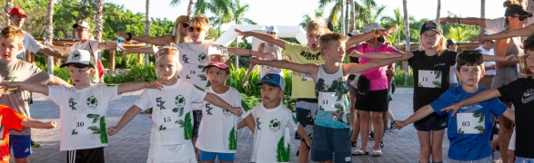 Annual Punta Mita Turkey Trot! – The Photos