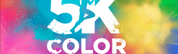 Save the Date for the fundraising 5K COLOR FUN RACE!