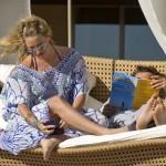 Kate Hudson in Punta Mita
