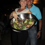 A Punta de Mita Star Celebrates in Casa Teresa Trattoria!