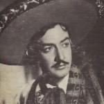 Jorge Negrete - Mexican Actor/Singer