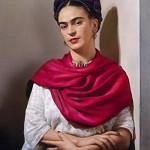 Frida in a Rebozo