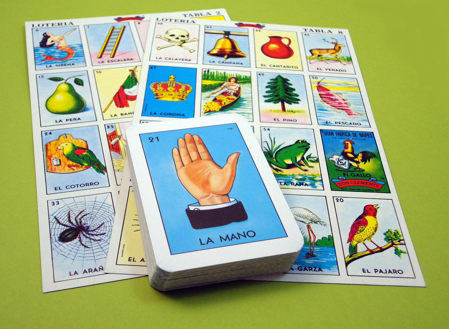 Day 27: Loteria! – 30 favorite things about Mexico ...