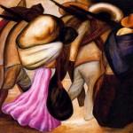 Las Soldaderas de Jose Clemente Orozco