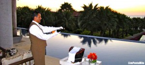 Sunset Champagne Ritual at the St. Regis Punta Mita @ Altamira Lobby Bar at the St. Regis | Punta de Mita | Nayarit | Mexico