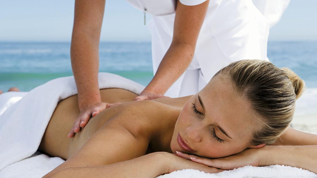 massage beach