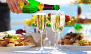 Sunday Champagne Breakfast Buffet