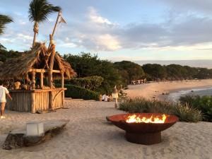 Happy Hour at Las Cuevas Beach Shack Bar @ Four Seasons Resort Punta Mita | Punta de Mita | Nayarit | Mexico