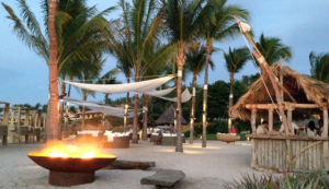 Lounge and DJ Nights at Las Cuevas Beach Shack Bar @ Four Seasons Resort Punta Mita | Punta de Mita | Nayarit | Mexico