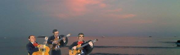 Spotted: Live Mariachis on The Beach in Punta de Mita