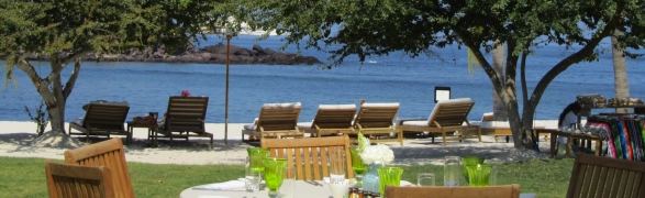 American Airlines Farewell Brunch: Closing Day of the Punta Mita Gourmet & Golf Classic 2011
