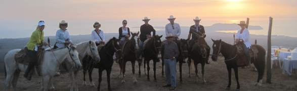 Full Moon Horseback Rides + Beach Barbeque – Feb. 6-9th!