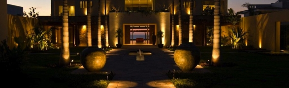 Nightscaping Art in Punta Mita