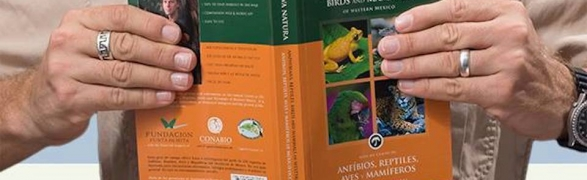 Discover the natural wonders of the area with Viva Natura Field Guide!