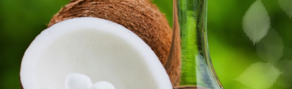 Organic Select's Healthy living tips: Coconut Oil!