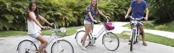 Explore Punta Mita riding Las Terrazas Bikes!