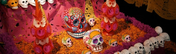 Day of the Dead: a celebration to honor departed loved ones