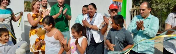 Fundación Punta de Mita inaugurates Stage I of the Del Mar Community Center