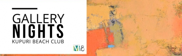 M.8 GALERIA Featured in Punta Mita Gallery Nights, March 20