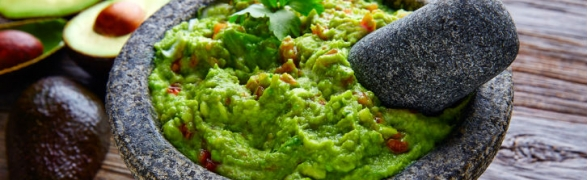 Guacamole, a taste of Mexico!