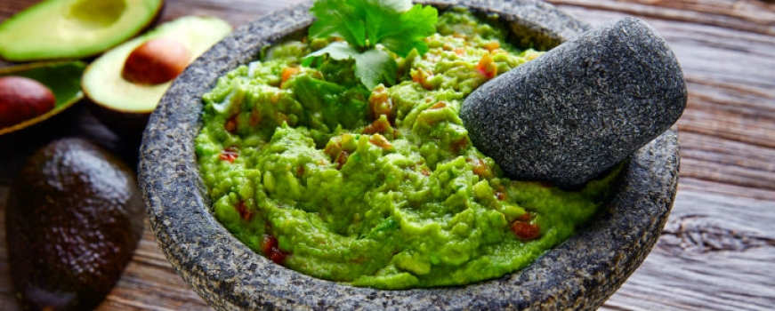 "<a href=""https://livepuntamita.com/guacamole-a-taste-of-mexico/""><b>Guacamole, a taste of Mexico!</b></a><p>There's no other way to say it, We LOVE Guacamole! It's delicious, refreshing, spicy… it's tasting a bit of Mexico on a chip! Guacamole is an avocado-based spread that originated with</p>"
