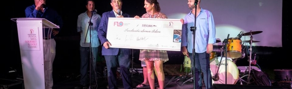 The American Express Punta Mita Gourmet & Golf 2018: Auction to benefit Lorena Ochoa Foundation and Punta Mita Hospital Foundation!