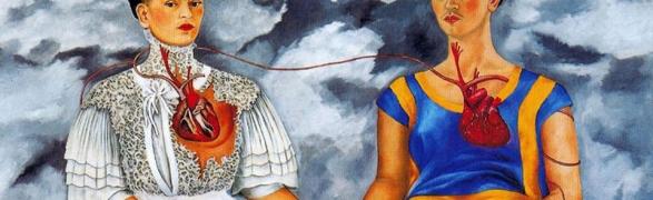 Frida Kahlo, a vibrant part of Mexican art history.