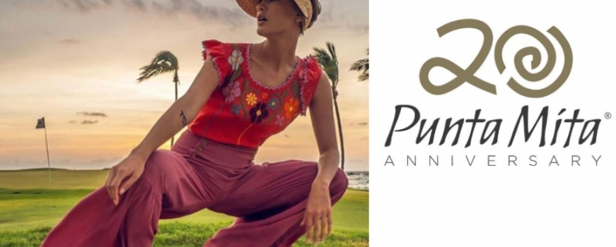 """<a href=""""https://livepuntamita.com/punta-mita-20th-anniversary-celebration-gala-and-fashion-show/""""><b>Punta Mita 20th Anniversary Celebration Gala and Fashion Show</b></a><p>Let the festivities begin! Punta Mita is turning 20 and they have big plans for the celebration! On Friday, December 6th, chefs from Four Seasons Resort Punta Mita, The St.</p>"""