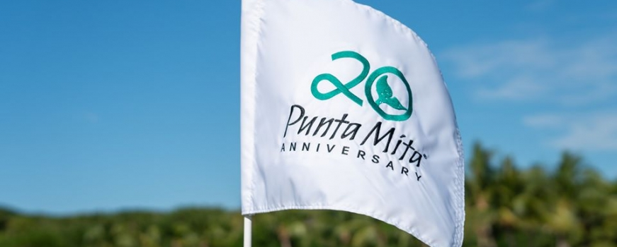 """<a href=""""https://livepuntamita.com/youll-love-the-punta-mita-20th-anniversary-limited-edition-items/""""><b>You'll LOVE the Punta Mita 20th Anniversary limited edition items!</b></a><p>Punta Mitais turning 20 and as we have mentioned in some other stories, celebration is going to be BIG! Besides great golf and amazing parties,Punta Mitahas prepared tons of surprises</p>"""