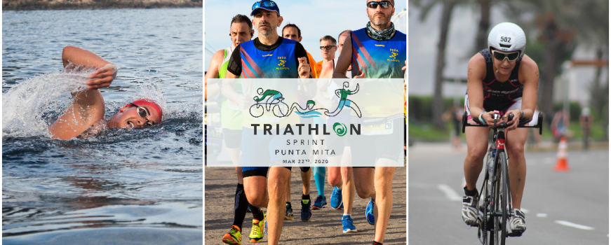 """<a href=""""https://livepuntamita.com/triathlon-sprint-punta-mita/""""><b>Triathlon Sprint Punta Mita! – Sunday, March 22nd — Event Postponed until further notice</b></a><p>Following the coronavirus preventive protocol, this event will be postponed until further notice. Punta Mita is pleased to invite you to participate in its first Sprint Triathlon, an unmatched way</p>"""