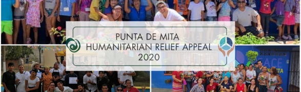 Update on the Punta de Mita Humanitarian Relief Fund Appeal