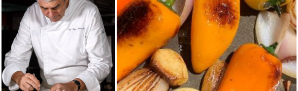 Cooking like a Chef at Home with Chef Thierry Blouet! – Roasted Rock Cornish au Lime & Honey