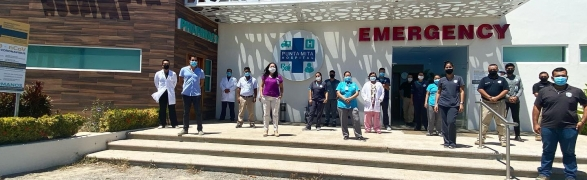 Punta Mita Hospital conducts Medical Brigades at Punta de Mita village