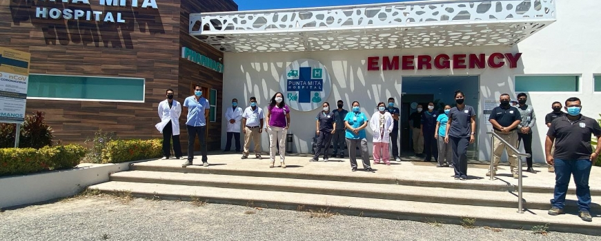 "<a href=""https://livepuntamita.com/punta-mita-hospital-conducts-medical-brigades-at-punta-de-mita-village/""><b>Punta Mita Hospital conducts Medical Brigades at Punta de Mita village</b></a><p>In conjunction with PEACE Punta de Mita and Bahia de Banderas Family Services system (DIF), Punta Mita Hospital has launched its Medical Brigades program. Recently, LSW Ana Esperanza Berumen, president</p>"