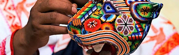 Celebrating the wonders of Mexico! – Huichol Art