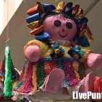 Piñata Contest Participant
